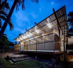 Galeria de Escola Baan Nong Bua / Junsekino Architect And Design - 22 Pvc Canopy, Hotel Canopy, Backyard Canopy, Canopy Bedroom, Garden Canopy, Fabric Canopy, Tree Canopy, Canopy Outdoor, Manaus