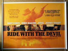 Director Ang Lee's 1999 film Ride with the Devil (a movie about the Civil War, the bushwhackers and the jayhawkers) was partially shot in Pattonsburg, Missouri