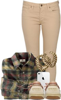 SPERRY, colors in outfit