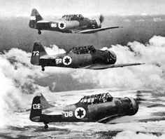IDF 1948 Israel Independence War: Israel Air Force- first steps from 1948 0n