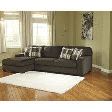 Westen Chocolate Left Arm Facing Chaise End Sectional,  /category/living Room/westen Chocolate Left Arm Facing Chaise End Sectional.