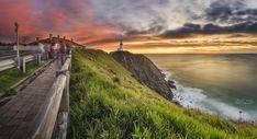 Stunning morning Cape Byron