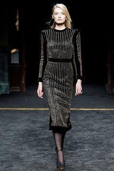 Balmain Fall 2015 RTW Runway - Vogue -Paris Fashion Week
