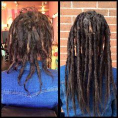 Rebel Rebel Organic Hair and Dreadlock Salon   Dreadlocks, natural crochet dreadlocks, dreadlock salon philadelphia, women with dreadlocks, long dreadlocks, dreadlock extensions