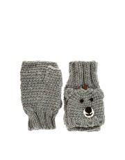 ASOS Bear Converter Gloves