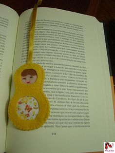 bookmark Matroesjka