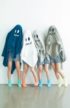 Cute ghosts :)
