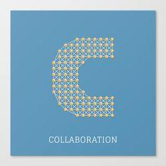 Collaboration by Jana Baecker | Sustainability Alphabet
