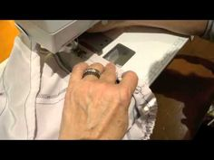 Sew Tessuti - Sewing Tips & Tutorials: Sewing elastic into waist tunnel casing in ONE step!
