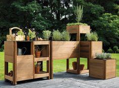 Pot jardiniere boutique boa Outdoor Fun, Outdoor Decor, Permaculture, Container Gardening, Outdoor Living, Garden Design, Outdoor Furniture Sets, Patio, House