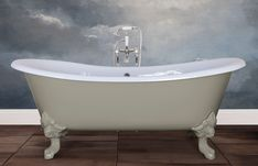 Traditional roll top baths made from copper, cast iron and brass, complemented with our range of bathroom accessories. Cast Iron Bath, Copper Bath, Roll Top Bath, Clawfoot Bathtub, Bathroom Accessories, Traditional, Classic, Derby, Bathroom Fixtures