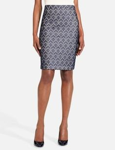 Lace Pencil Skirt | Women's Skirts | THE LIMITED