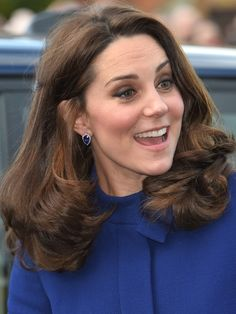 7 February 2018 Catherine, Duchess of Cambridge, opens the Action On Addiction Treatment Centre in Essex, Wickford, England Kate Middleton Makeup, Princess Kate Middleton, Kate Middleton Prince William, Kate Middleton Photos, Prince William And Kate, Duchess Kate, Duke And Duchess, Duchess Of Cambridge, Prince And Princess