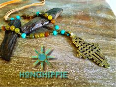 Boho Hippie Vintage Ethiopian Brass Coptic Cross Necklace, long gypsy pendant by HonuHippie on Etsy https://www.etsy.com/listing/254636546/boho-hippie-vintage-ethiopian-brass