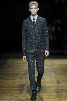 Dior Homme menswear collection, autumn/winter 2014