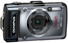 Olympus Tough TG-1 iHS packs 12-megapixel sensor, f/2.0 lens, ruggedized housing