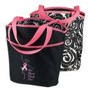 Get Your Pink On! Reversible Tote Bag