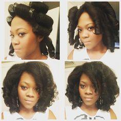 @neekeenou #hair2mesmerize #naturalhair #healthyhair