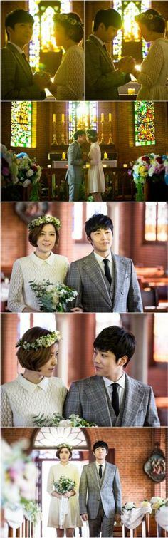 Kang Joo and Doo Rim Walk Down the Aisle in Bride of the Century!!! | A Koala's Playground