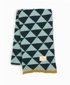 Remix Blanket design by Ferm Living