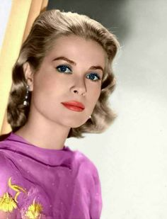 Grace Kelly in High Society Old Hollywood Actresses, Hollywood Icons, Golden Age Of Hollywood, Hollywood Glamour, Hollywood Stars, Classic Hollywood, Princesa Grace Kelly, Patricia Kelly, Grace Kelly Style