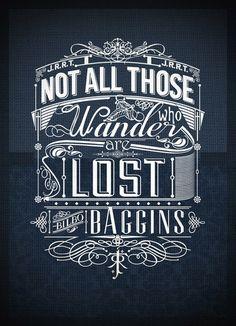 Bilbo Baggins ...mixing two of my favorite things