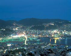 Nagasaki night views #nagasaki #japan