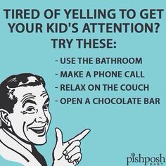 Tired of yelling at your kids? Try these methods!