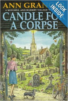 Candle for a Corpse (Meredith and Markby Mysteries) Old Letters, The Locals, My Books, Mystery, Novels, Candles, Reading, Mysterious, Book Covers