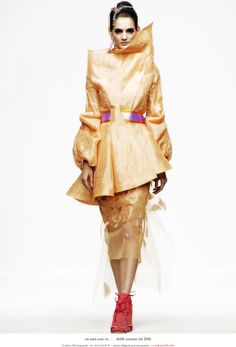 Couture by on aura tout vu Spring Summer 2006 Haute Couture fashion week Paris