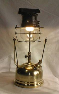 My Tilly Lamp Drama - pic Archive - Yachting and Boating World Forums