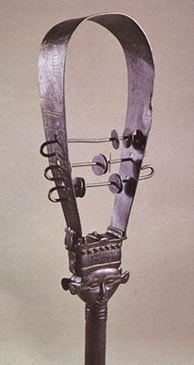 Egyptian Sistrum