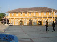 Puerto Colombia-Barranquilla Spanish Pronunciation, Caribbean Sea, Cali, Louvre, Mansions, House Styles, Building, Travel, Barranquilla