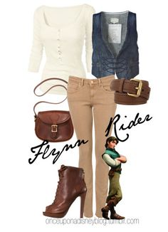 Modern Disney Character Outfits Polyvore   Flynn Rider outfit Polyvore