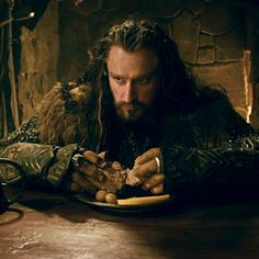 100% Thorin Oakenshield!