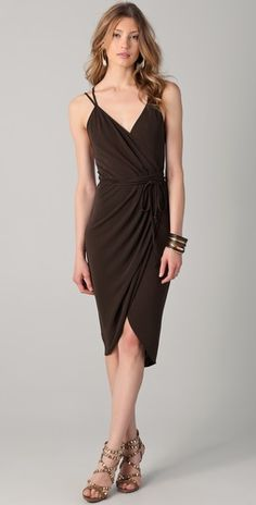 Tribune Standard Crisscross Dress