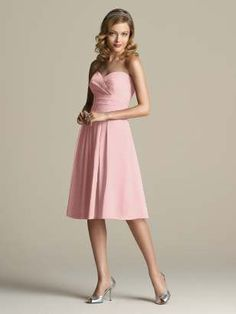 Bridesmaid Dress-Love it but it needs to be yellow or turquoise!