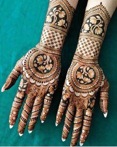 Wedding Henna Designs, Engagement Mehndi Designs, Latest Bridal Mehndi Designs, Henna Art Designs, Mehndi Designs For Girls, Mehndi Design Photos, Mehndi Designs For Fingers, Dulhan Mehndi Designs, Latest Mehndi Designs