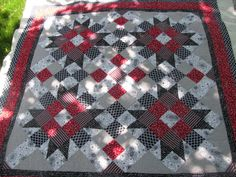 This listing is for batting, thread and an edge-to-edge machine quilt pattern that could be done on your quilt top. Typical twin bed size is