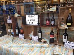 Experience the #OddbinsAdventure at Oddbins Kennington
