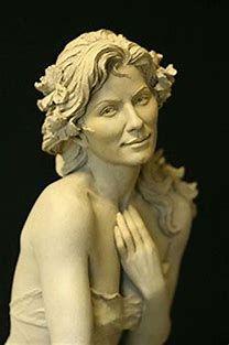 Tamara Bonêt Sculpture, Bronze And Ceramic Figurative Art Human Sculpture, Art Sculpture, Clay Art, Figurative Art, Amazing Art, Zbrush, Ceramics, Face Hair, Female Faces