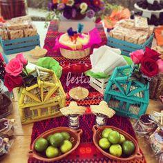 Detalles coloridos mexicanos