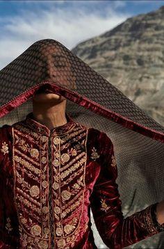 Remembering the Silk Road by Ritu Kumar Ritu Kumar Bridal, Pakistani Bridal Wear, Pakistani Dresses, Anarkali, Churidar, Lehenga, Ritu Kumar Suits, Indian Designer Suits, Afghan Dresses