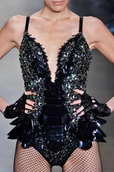 The Blonds Spring 2014 - Details