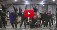 Marines Make The Most Amazing Video To Send Back Home To Their Families. Go Boys!