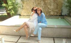 Mia nipote Pamela e mia sorella Rita