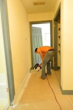Priming & painting trim & doors with a paint sprayer (tips & tricks to make it smoother & faster)