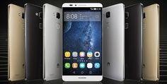 Huawei Ascend Mate 7, P7, Mate 2 și G7 vor primi actualizarea la Android 5.0 Lollipop