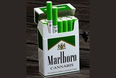 """Philip Morris Begins Selling Marlboro """"M"""" Brand Marijuana Cigarettes In Colorado.  Phillip Morris, the world's largest cigarette producer, announced today that they will join the recreational marijuana bandwagon and start producing marijuana cigarettes.  This product is marketed u"""