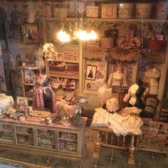 Other Dollhouse Miniatures Melody Jane Miniatura Para Casa De Muñecas Mercería Coser Habitación Caja Cotton Dolls & Bears